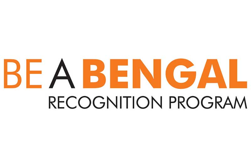 Be a Bengal Recognition Program