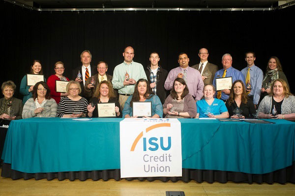 2014 ISU Cares Awards Winners