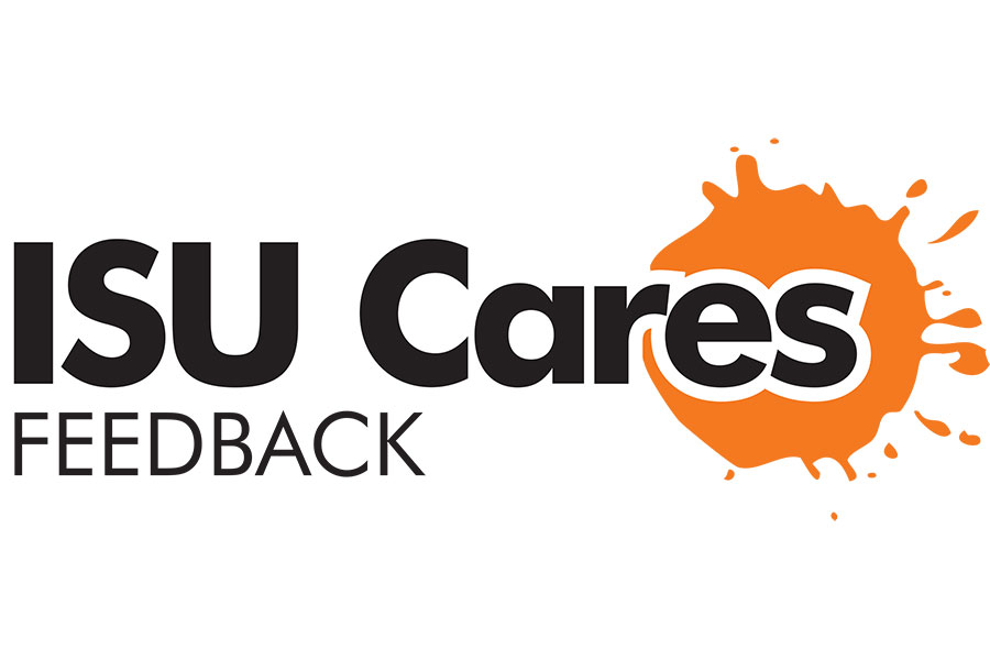 ISU Cares customer service survey