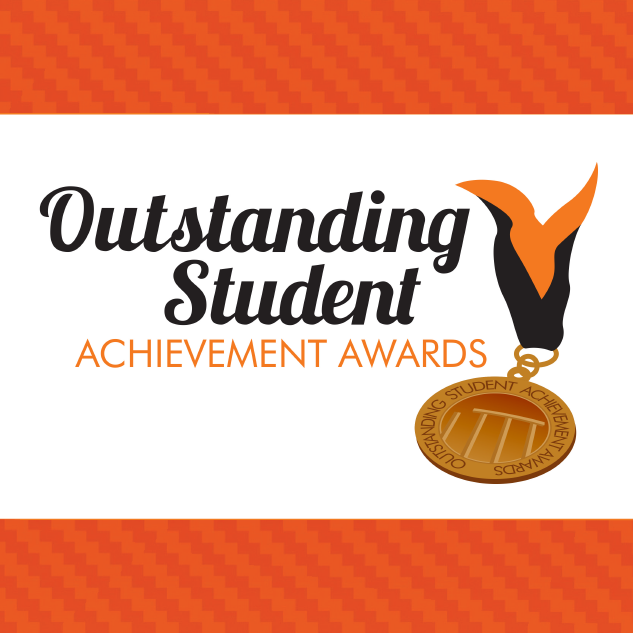 Outstanding Student Achievement Award Small Logo