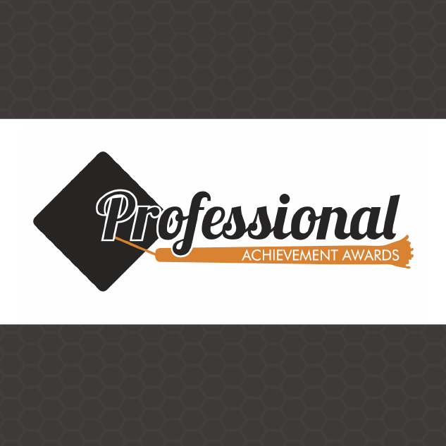professional achievement awards small logo