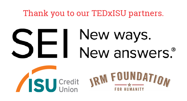 Logos of our TEDx Partners