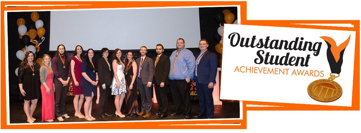 Outstanding Student Achievement Awards   Idaho State University