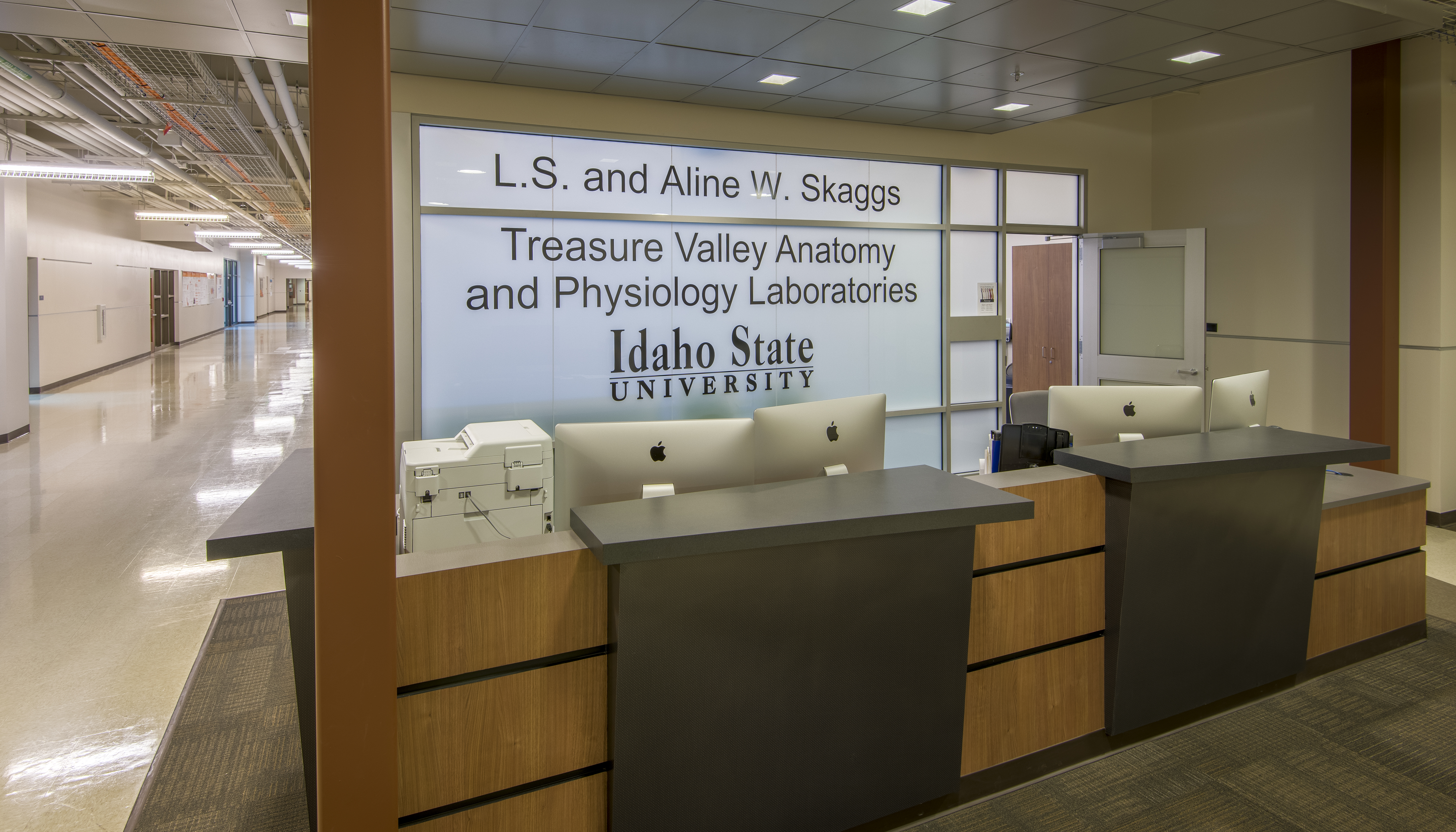 Treasure Valley Anatomy and Physiology Laboratories