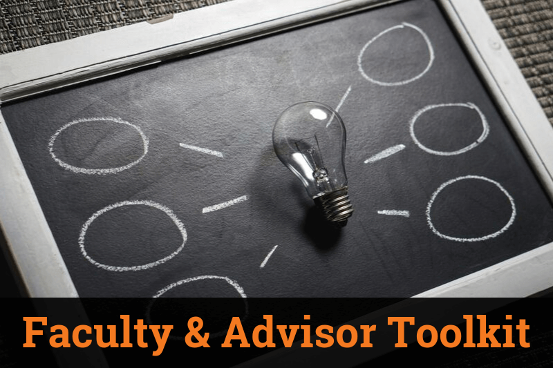 Faculty Advisor Toolkit