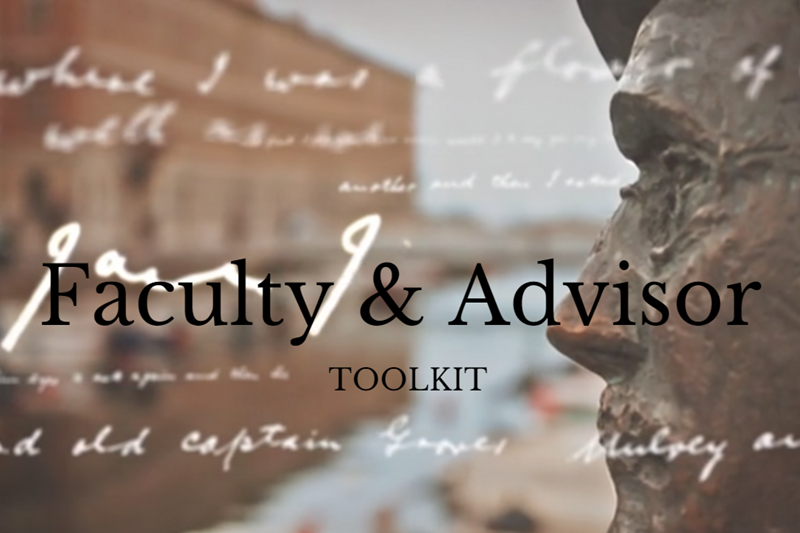 Faculty & Advisor Toolkit