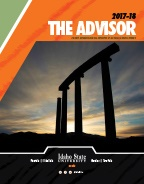 The Advisor, student reference manual