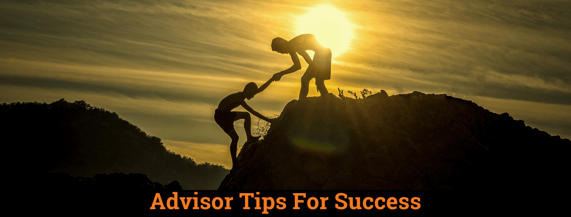 Advisor Tips For Success