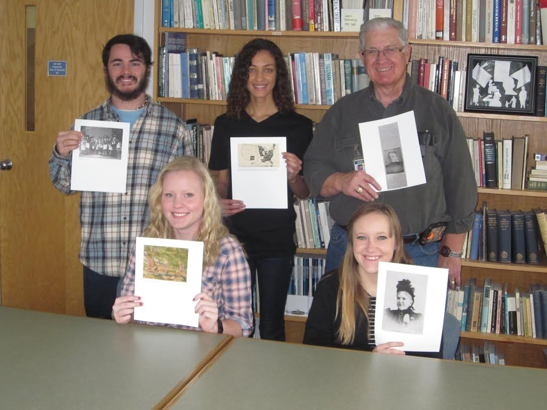 Idaho State University History Students Write Biographies of Idaho suffragists, to be Published on Women and Social Movements in the United States Website