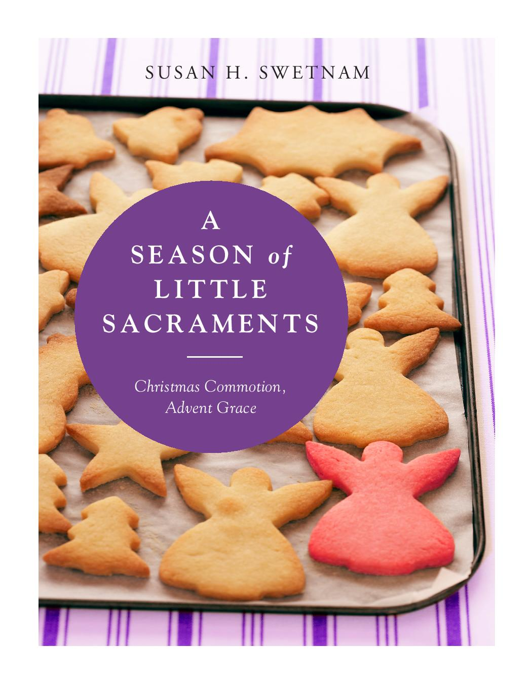 Idaho State University emerita professor Susan Swetnam publishes eighth book about Christmas traditions