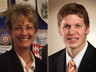 College of Arts & Letters Welcomes Two New Staff Members in the Dean's Office