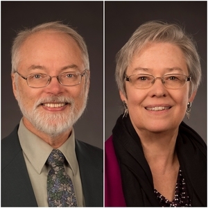 Two Arts & Letters Faculty Members Receive Distinguished Alumni Awards from the College of Idaho