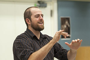 Jazz Director Jonathan Armstrong Awarded Competitive Arts Fellowship