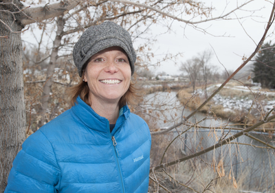 Political Science Chair Donna Lybecker amongst Pocatello's leaders involved in creating the Portneuf River Vision Study