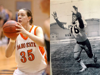 Two Sociology Alumni Inducted into Sports Hall of Fame
