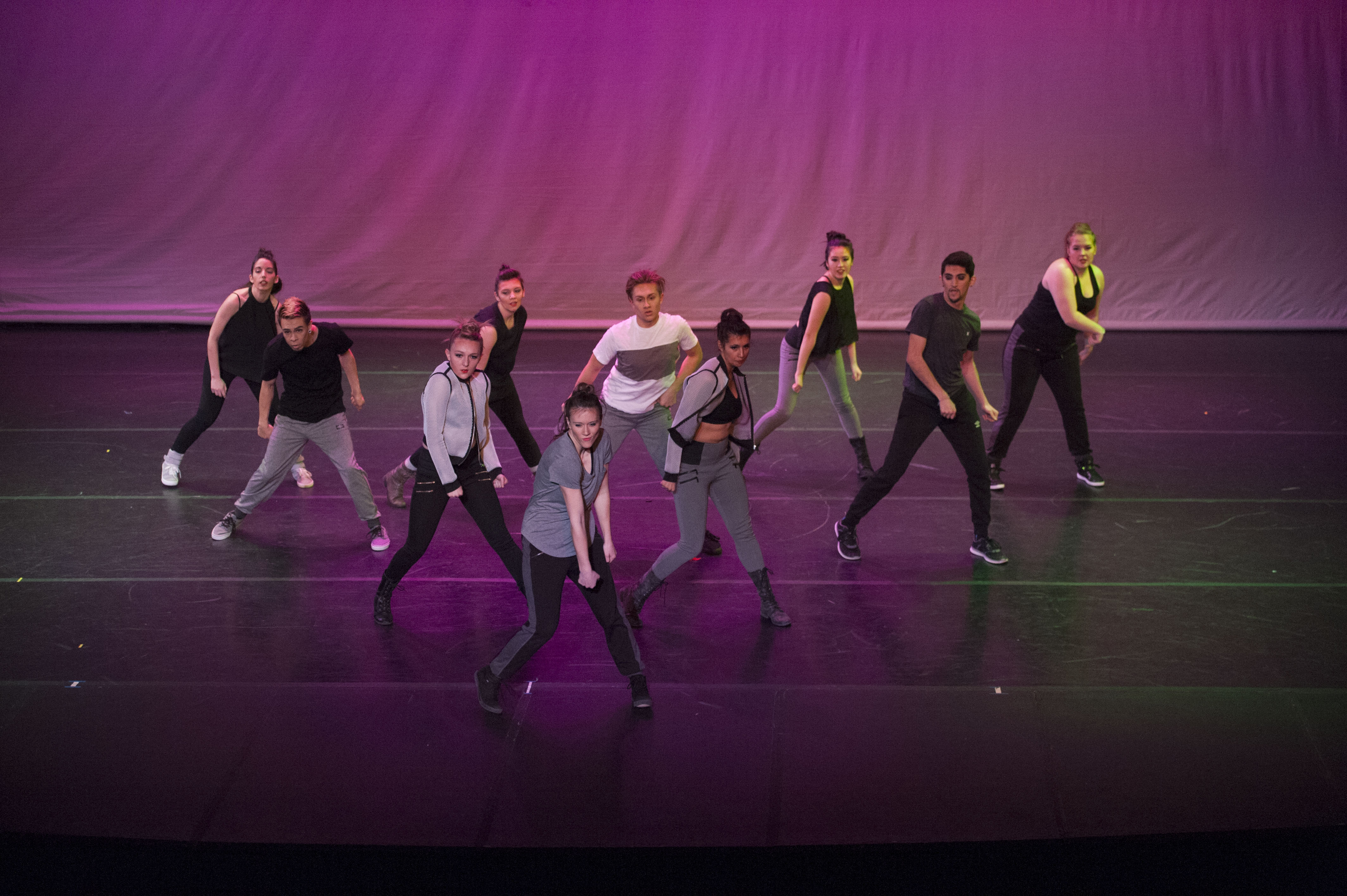 Fall 2017 Dance Courses