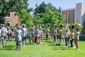 ISU College of Arts & Letters to Host Four Summer Camps for Middle and High School Students