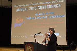 Idaho's 55th Annual Association of Teachers of Language and Culture Conference Held at Idaho State University