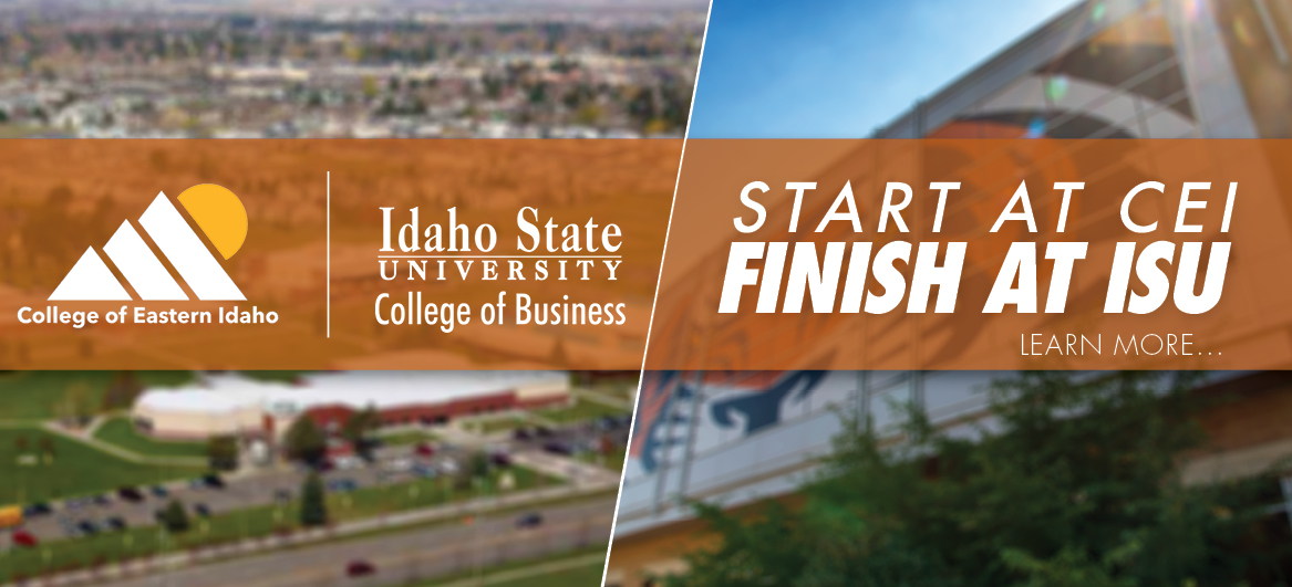 Start at CEI, Finish at ISU - Learn More
