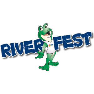 Riverfest with frog