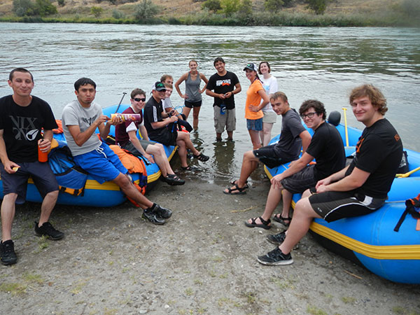 Float Trip - Snake River August 2015