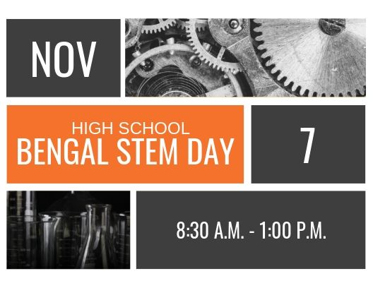 Announcement photo for STEM Day