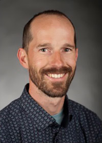 Headshot of Dr. Benjamin Crosby Professor of Geosciences and Department Chair