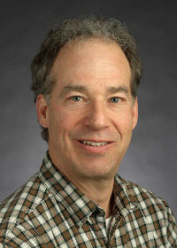 Headshot of Dr. Bruce Finney Professor of Paleoecology, Climatic Change, Stable Isotope Biogeochemistry