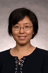 photo of Dr. Di Wu