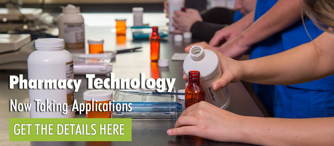 Pharmacy Technology Program Now taking applications