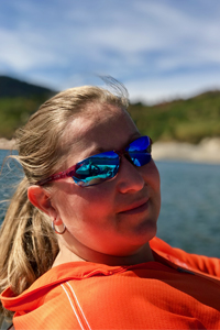 Allisha Gneiting Unmanned Aerial Systems Instructor