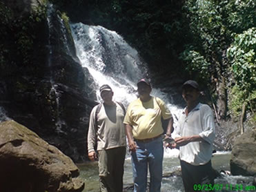 Investigate several  hydroelectric projects and a drinking water well in Rosita, Ni caragua