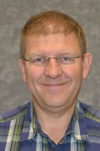 David Schiess, Instructor, Civil Engineering Technology