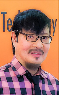 Henry Oh, PhD, RRT-NPS, MT(AMT), FACSc, FRSB  Department Chair and Clinical Professor Health Occupations Department