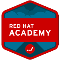 Red Hat® Linux Academy Logo