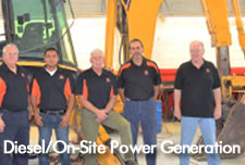 Diesel/On-Site Power Generation Technology Instructors
