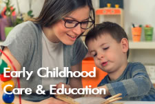Early Childhood Care & Education Student