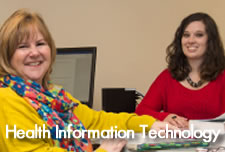 Health Information Technology Students