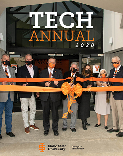 Tech Annual 2020 Ribbon Cutting
