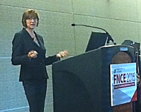 Dietetic Porgrams Director speaking at Academy of Nutrition and Dietetics national meeting
