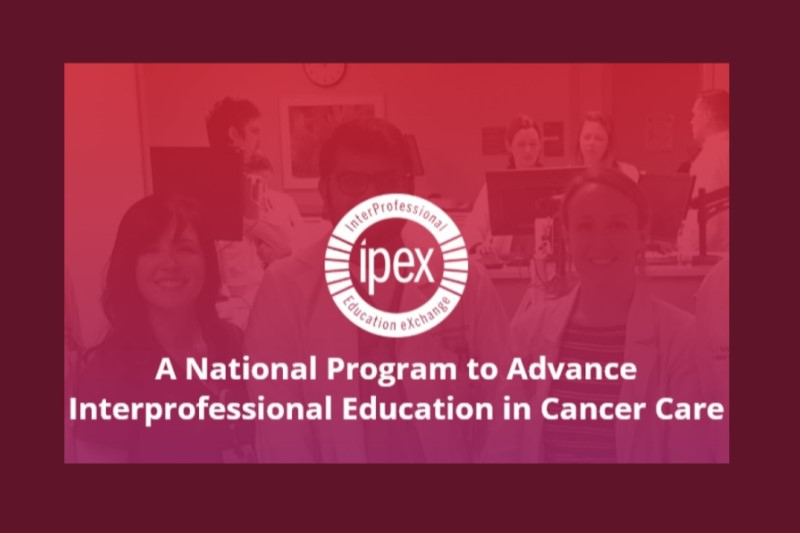 Interprofessional Education in Cancer Care Logo