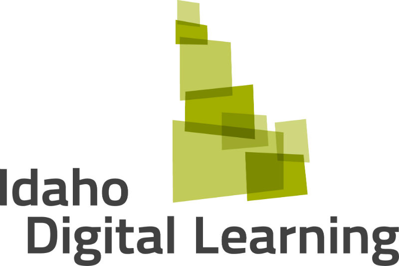 Logo for Idaho Digital Learning