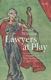 Lawyers at Play by Jessica Winston