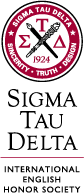 Sigma Tau Delta International English Honor Society