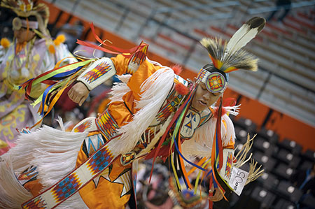 Native Americans Dance