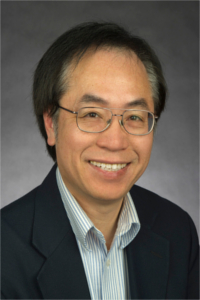 A portrait of Dr King Yik