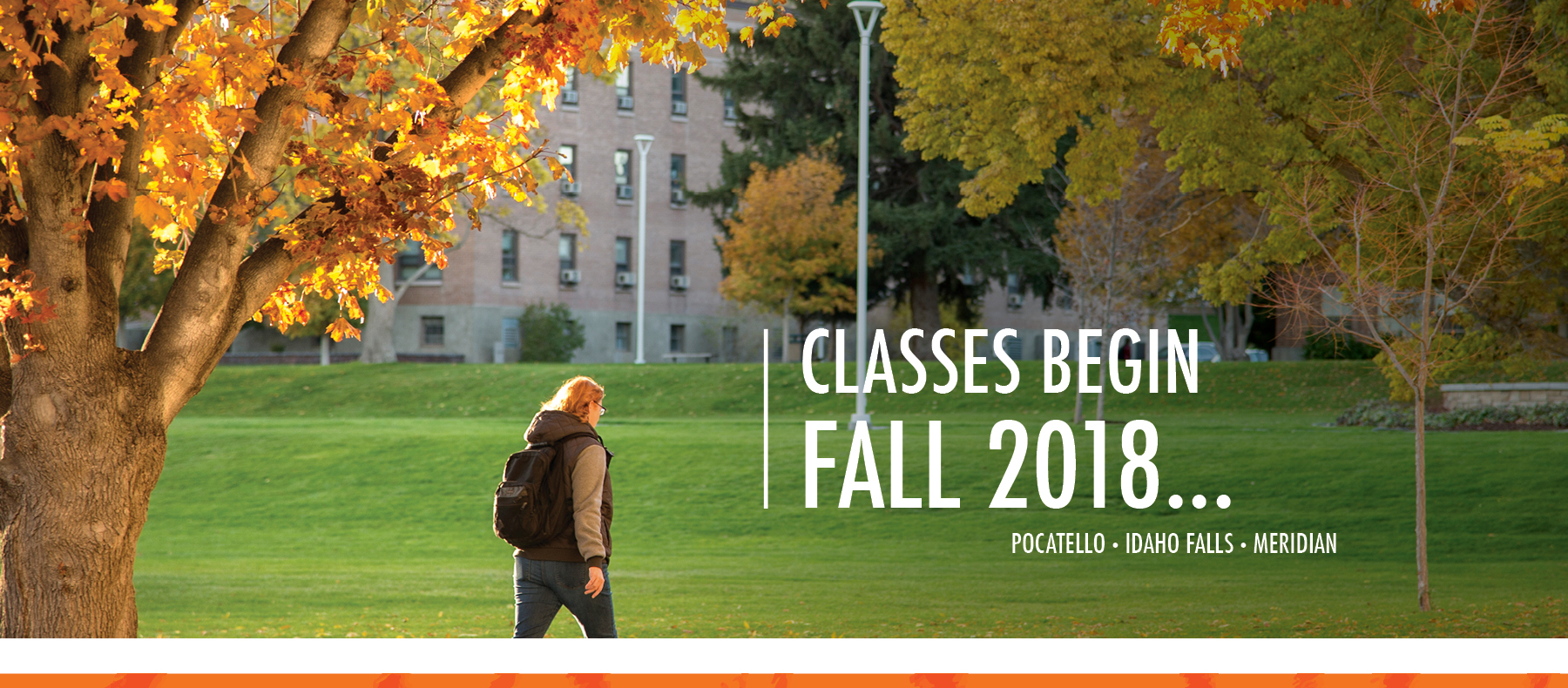 MHA Classes Begin Fall 2018 in Pocatello, Idaho Falls & Meridian