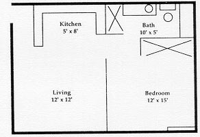 Floor plan McIntosh manor