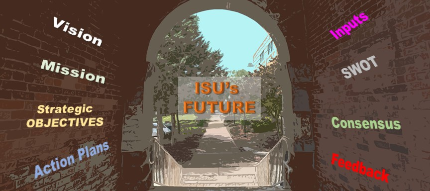 ISU's Strategic Plan Keystone