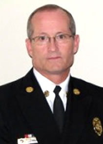 Michael Irwin, Fire Chief